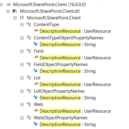 DescriptionResourceClient